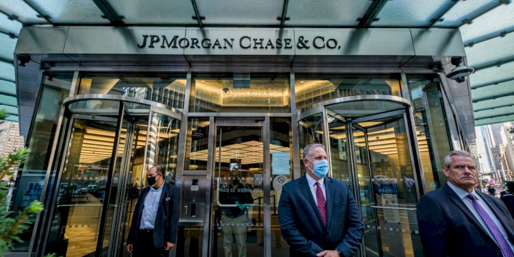 JPMorgan just made a big commitment to underserved communities