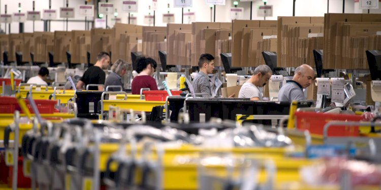 Amazon's German workers launch Prime Day strike over pandemic pay