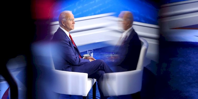 Biden used his town hall to expound on his policy plans, but you probably won't hear about them