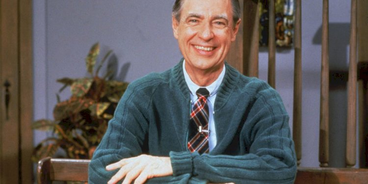 Let's put Mr. Rogers in charge