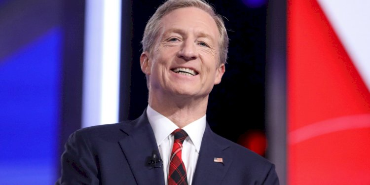 Tom Steyer thinks business is missing a big opportunity—and that Trump has done 'nothing but whiff'