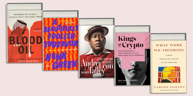 The best books of 2020, according to Fortune staff