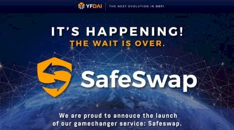 YFDAI Finance on Path to Push DeFi to the Limit, Starting with SafeSwap and Launchpad