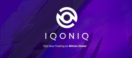 IQONIQ FanEcosystem's IQQ Lists on Bittrex Global