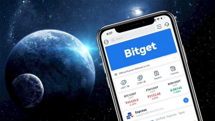 Top Derivatives Exchange Bitget Releases Its Latest Operation Data