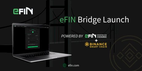 eFIN All Set to Launch Its eFIN Bridge on Sep 6, 2021