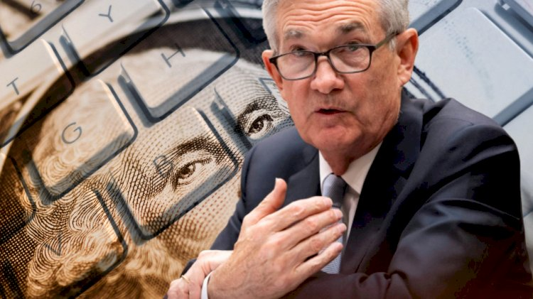 Fed Chair Powell Updates Progress of Digital Dollar, Says 'I Don't Think We Are Behind' on CBDC