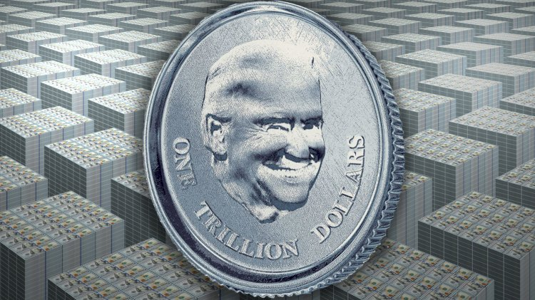US Lawmakers Float the Idea of Minting a Trillion-Dollar Platinum Coin to Avoid Sovereign Debt Crisis